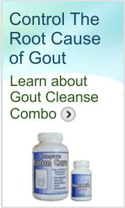 Gout Cleanse helps to control the root cause of gout.